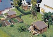 KD1014 Summerhouses (x3) kit