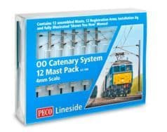 LC100 OO/HO Catenary Start Up Pack ##out of stock##