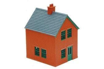 LK14 Station Houses, brick type