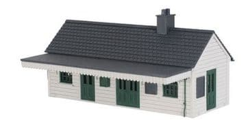 LK200 Wooden Station Building