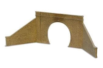 LK31 Tunnel Mouth & Walls, stone type, single track ##Out Of Stock##