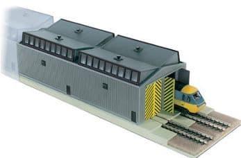 NB80 Train Shed Unit