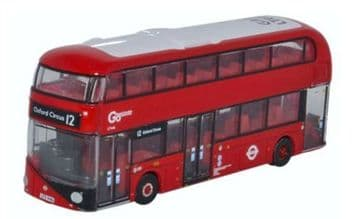 NNR002 New Routemaster  Go Ahead London Central ##out of stock##