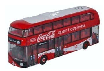 NNR004CC Routemaster New London United/Coca Cola
