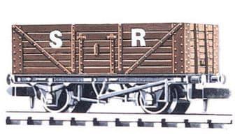 NR41S Coal, 7 plank SR, brown