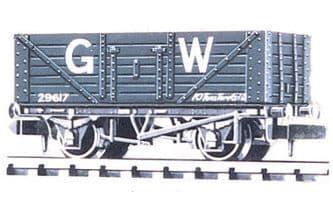 NR41W Coal, 7 plank GW, dark grey