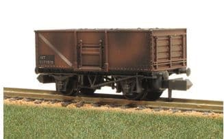 NR44FW Coal, Butterley Steel Type BR, bauxite, weathered ##Out Of Stock##