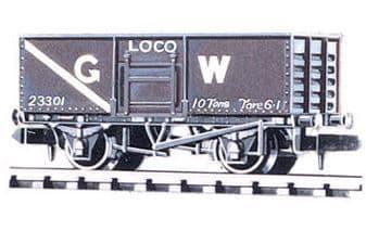 NR44W Coal, Butterley Steel type, GW, dark grey