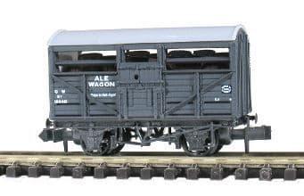 NR46A Ale Wagon, GW, grey, No.38622