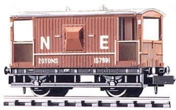 NR49E Brake Van, NE