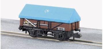 NR51   5-plank China Clay Hood Wagon