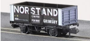 """NRP126   """"Norstand, Grimsby"""" No. 488, Butterley Steel Open Wagon##Out Of Stock##"""