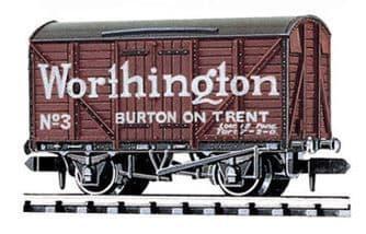 NRP130 Box Van, Standard type, Worthington, brown ##Out Of Stock##