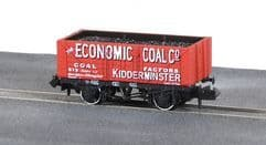 NRP414 The Economic Coal Co. Ltd. No. 3 7-Plank Coal Wagon