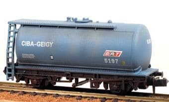 NRP78W Tank Wagon (type C), CIBA-GEIGY, No.5699 (Weathered) ##out of stock##