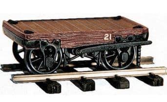 OR21 2ton Flat Wagon