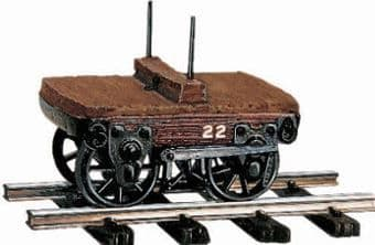 OR22 2ton Bolster Wagon