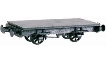 OR41 4 Wheel Coach Chassis, plastic