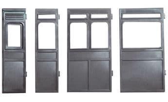 OR50 Single Coach Door, with window