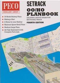 Peco STP/OO Peco OO Setrack Planbook
