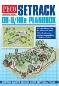 PM-400    PECO Setrack OO-9 (HOe) Planbook