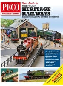 PM210 Your Guide To Modelling Heritage Railways ##NOT IN STOCK##