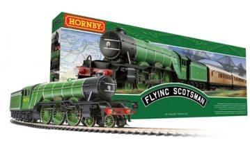 R1255 Flying Scotsman Train Set