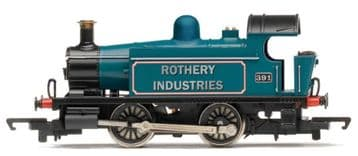 R3359 Rothery Industries, Ex-GWR 101 Class, 0-4-0T, 391 ##Out Of Stock##