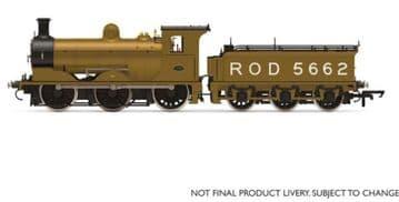 R3735ROD, J36 Class, 0-6-0, 5662 Pre Order £125.99