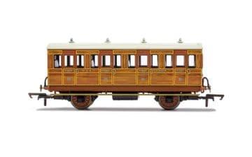 R40057 GNR, 4 Wheel Coach, 1st Class, 1534
