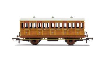 R40058 - GNR, 4 Wheel Coach, 3rd Class, 1636