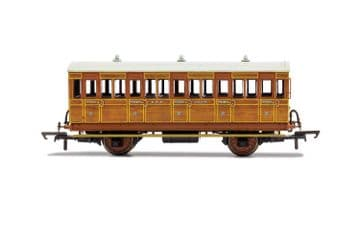 R40058A - GNR, 4 Wheel Coach, 3rd Class, 1505
