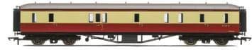 R4404B BR, 63' Hawksworth Passenger Brake, W829W