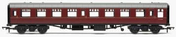 R4629 BR Mk1 Tourist Second Open Coach - BR Maroon ##Out Of Stock##
