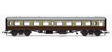 R4630 RailRoad BR Mk1 Tourist Second Open Coach - BR Chocolate & Cream ##Out Of Stock##