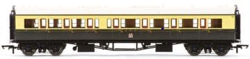 R4682A GWR, Collett 'Bow Ended' Corridor Composite (L/H), 6528 £43.25