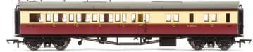 R4685A BR, Collett 'Bow-Ended' Corridor Brake Third (Right Hand),  W4925W