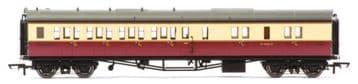 R4686A BR, Collett 'Bow-Ended' Corridor Brake Third (Left Hand), W4926W