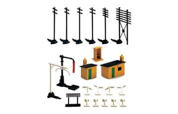 R574 Hornby Trackside Accessories Pack