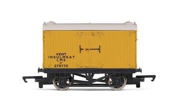R60051 LMS, Refrigerator Van