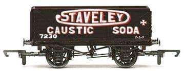 R6811 7 Plank Wagon 'Staveley'