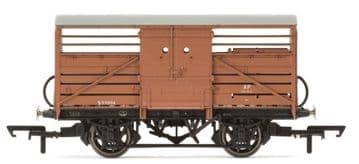 R6839 Dia.1529 Cattle Wagon, British Railways