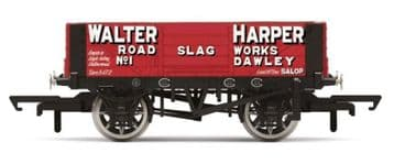 R6899 4 Plank Wagon, 'Walter Harper' No.1