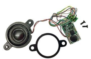 R8113 TTS Sound Decoder: Crosti Class 9F