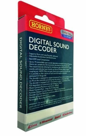 R8123 TTS Sound Decoder - Class 50 ##Out Of Stock##