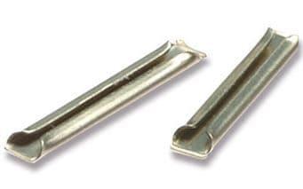 SL110 Rail Joiners, nickel silver