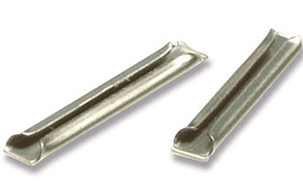 SL310 Rail Joiners, nickel silver