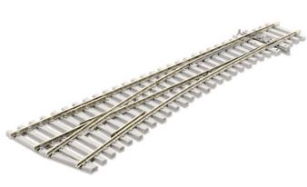 SLE1096 Electrofrog Concrete Sleeper Medium radius L/H