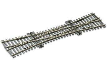 SLE190 Electrofrog Double slip (12° angle)