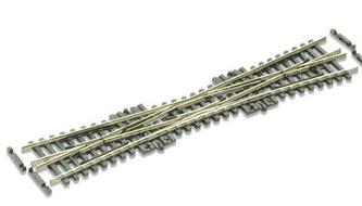 SLE380F Electrofrog Single Slip (10 angle)